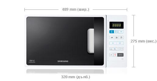 Микровълнова фурна Samsung ME73A
