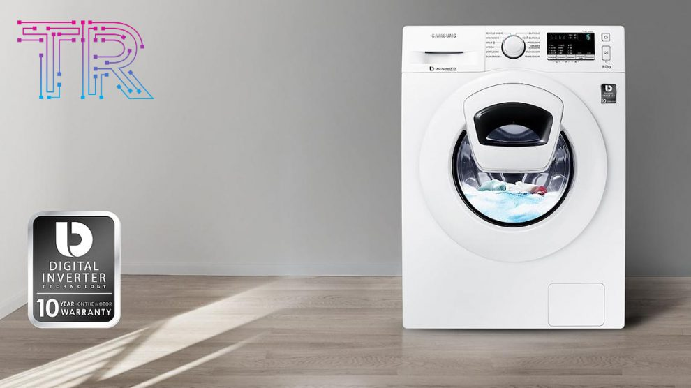 Пералня Samsung Add-Wash WW70K44305W/LE